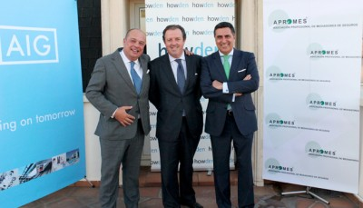 AIG, Apromes y Howden